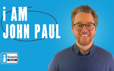 Meet iSupply Engineering Director, John-Paul!